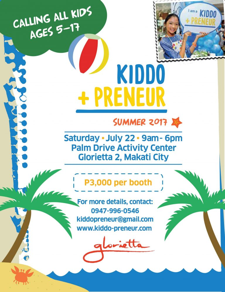 Kiddopreneur_Summer2017