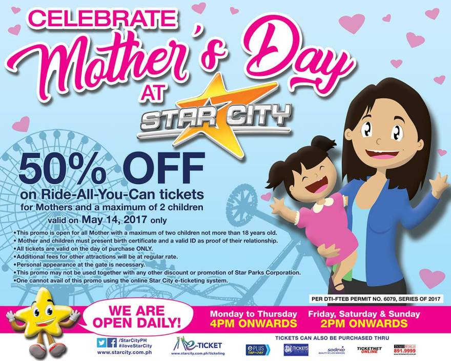 StarCity_Mother'sDay