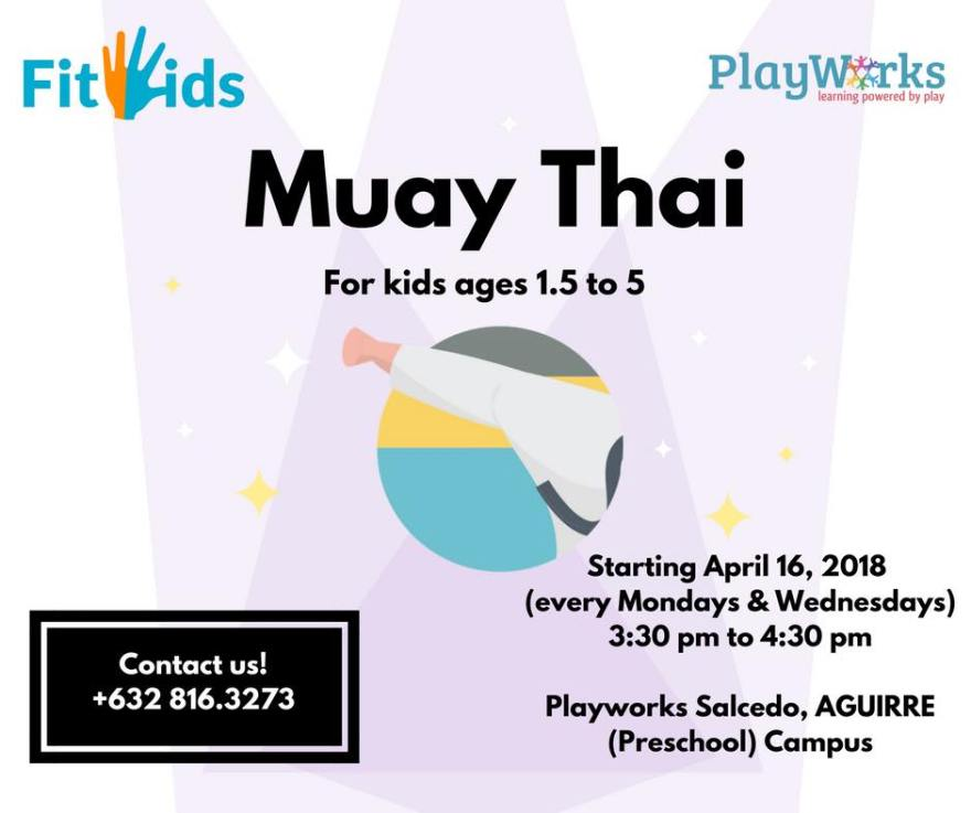 FitKids_Muay